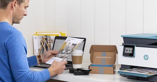 Imprime gratis durante diez meses con HP Instant Ink al renovar tu impresora