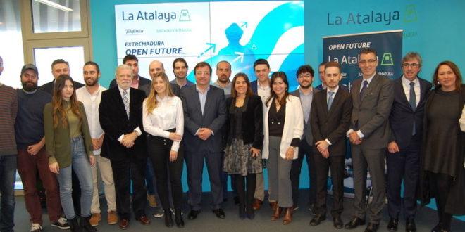 Hasta el 31 de octubre están abiertas las convocatorias para los hubs Open Future de Alicante, Extremadura, Madrid, Segovia y Cataluña