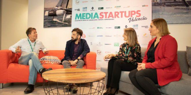 MediaStartups ha batido su récord de asistencia en Valencia con más de 400 emprendedores en su segunda edición