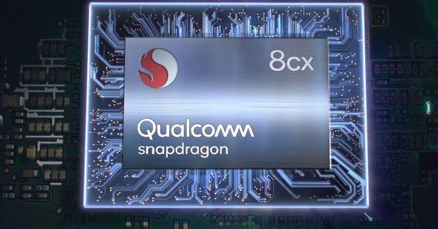 Los portátiles económicos con SoC Snapdragon 8cx empezarán a llegar en 2020