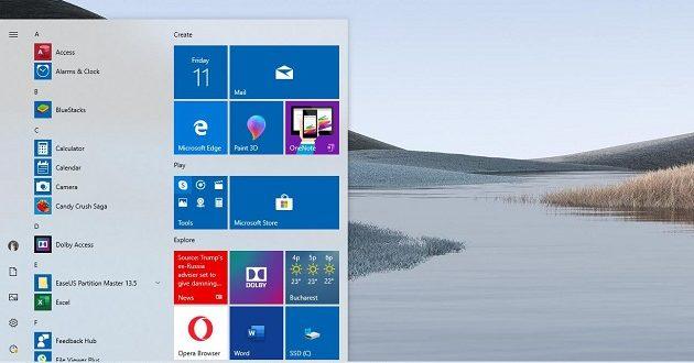 Windows 10 November 2019 Update llegará el 12 de noviembre