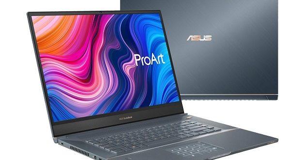 ASUS ProArt StudioBook Pro 17 W700, una estación de trabajo portátil y «económica»