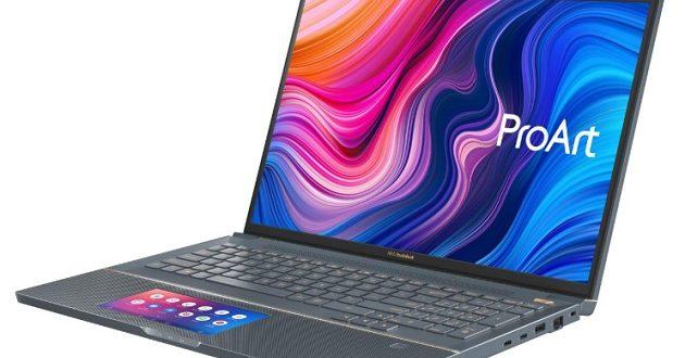 ASUS lanza la estación de trabajo ProArt StudioBook Pro X