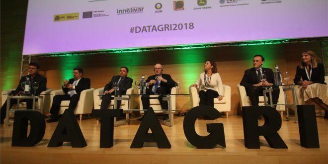 El 14 y el 15 de noviembre se celebra en Zaragoza Datagri 2019, el foro de las TIC del sector agroalimentario