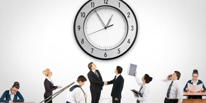 El 18,3% de las empresas investigadas por Trabajo es sancionada por el registro horario