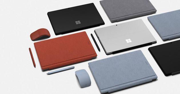 Surface Pro 7 tiene problemas de temperatura por su sistema de disipación pasiva