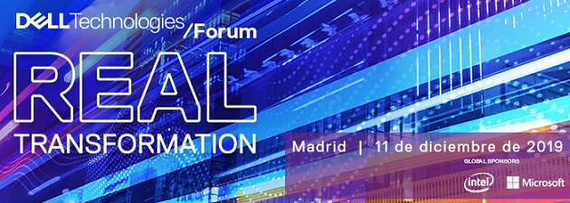 Te invitamos al último evento del año: Dell Technologies Forum