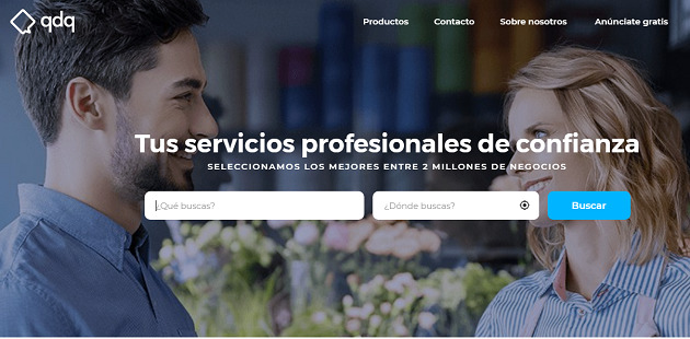 Qdq.com relanza su nuevo directorio para negocios locales