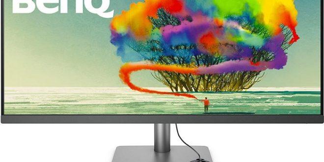 Nuevo BenQ DesignVue PD3420Q: un monitor QHD+ para diseñadores
