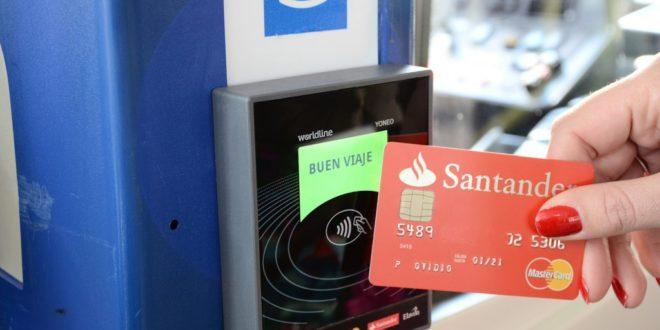 Ya puedes pagar el bus de Madrid con la tarjeta de crédito Mastercard