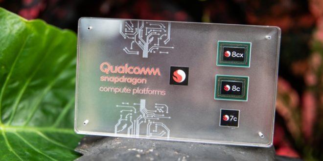 Qualcomm presenta los SoCs Snapdragon 7c y 8c: portátiles siempre conectados más económicos