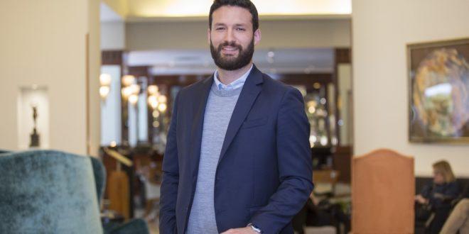 Andrés Reyes, de Rydoo: «La protección de los datos debe ser una prioridad para todas las empresas»
