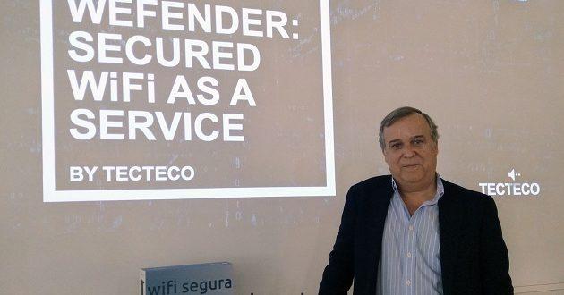 Wefender, nuevo sistema de seguridad del Wifi diseñado para pymes y autónomos