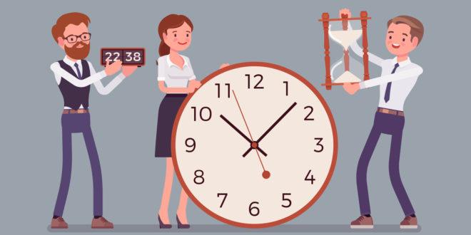 2019 fue el año de la implantación del registro horario: la mitad de las empresas no lo han hecho adecuadamente