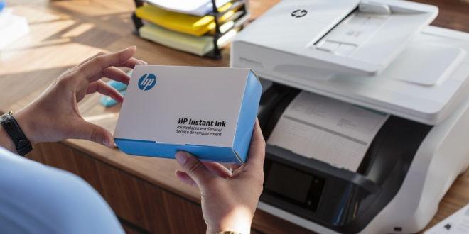 Olvida la tinta compatible: HP Instant Ink te permite imprimir gratis
