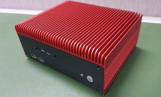 Fujitsu Impact, un mini PC con CPU Core i9 9900T y sin ventiladores