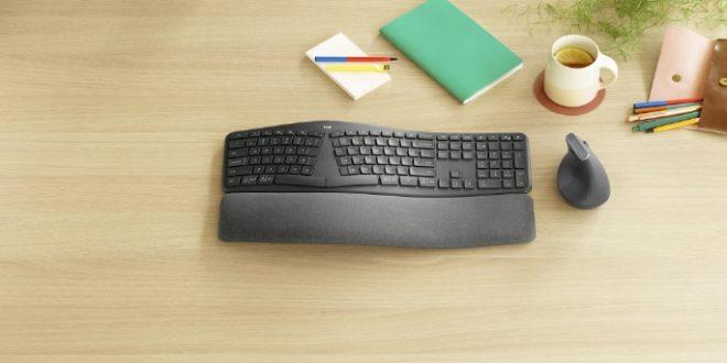 Logitech presenta el teclado ergonómico ERGO K860