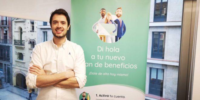 Borja Aranguren, de Cobee: «Queremos que los beneficios de la empresa alcancen, como mínimo, al 65% de la misma»