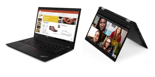 Lenovo actualiza su familia ThinkPad: descubre las novedades de las series T, X y L