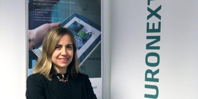 Susana de Antonio, de Euronext: «Cotizar en Bolsa aporta visibilidad, notoriedad y mejora la credibilidad frente a posibles socios»