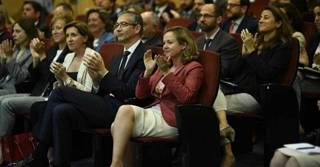 La vicepresidenta del Gobierno, Nadia Calviño, visita hoy Barcelona Tech Spirit
