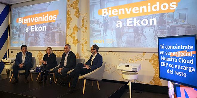 Ekon se reinventa para liderar el mercado del ERP en España