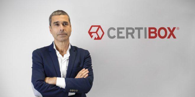 Daniel Camiroaga, Certibox: «Cualquier trámite que las empresas realizan con la administración se hace solo de forma electrónica»