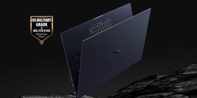 ASUS presenta el ExpertBook B9 B9450, un portátil profesional potente pero ligero