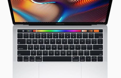 Apple prepara un nuevo MacBook Pro de 13 pulgadas con Touch Bar