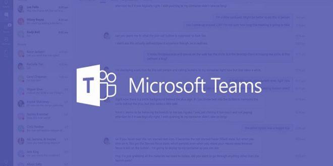 Microsoft añade nuevas funcionalidades a Teams, su herramienta de colaboración