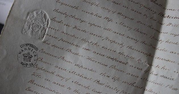 Cómo hacer testamento en casa, sin notario y legalmente