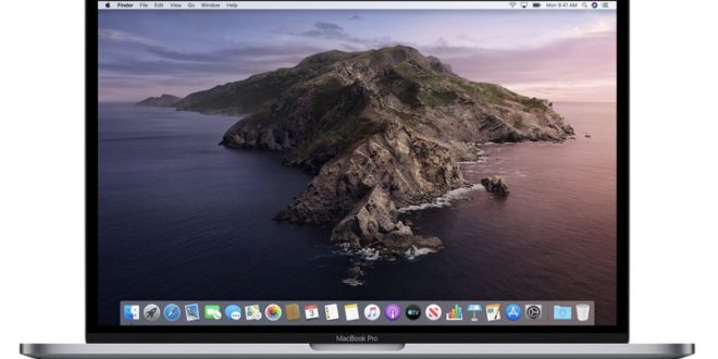 Apple lanza macOS Catalina 10.15.5, trae novedades importantes