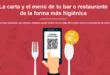 MiQarta.com, cartas y menús digitales para el sector de la restauración
