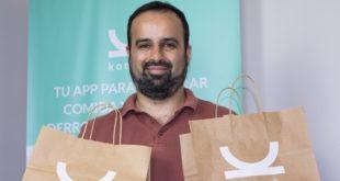 Komefy CEO Pedro Pablo Aparicio