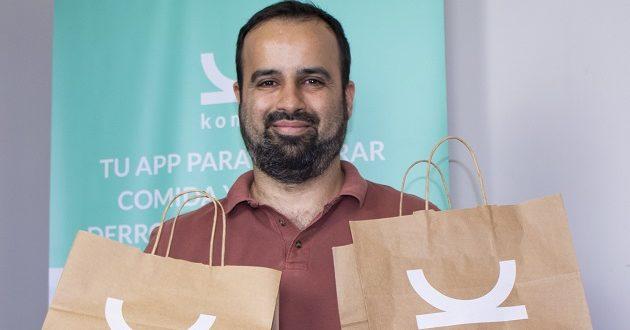 Komefy lanza la versión 2.0 de su aplicación con interesantes novedades