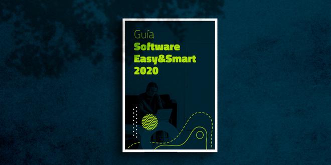 ¡Descárgate la primera Guía Software Easy&Smart 2020 sobre el software de gestión!