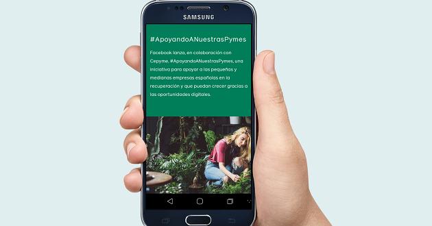 #ApoyandoANuestrasPymes: la iniciativa que lanza hoy Facebook