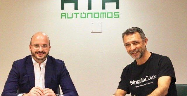 ATA y SingularCover se alían con el objetivo de reducir considerablemente el número de autónomos sin asegurar