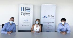 Firma lanzadera Big Ban
