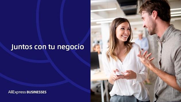 'Juntos con tu negocio'