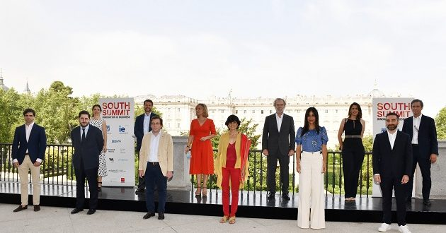 South Summit 2020 se presenta de forma oficial en el Palacio Real de Madrid