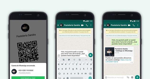 WhatsApp Business ofrece a las pymes nuevas formas de contectar