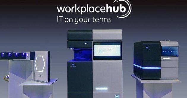 Workplace Hub de Konica Minolta: un departamento TI en un metro cuadrado