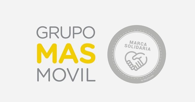 Sello Marca Solidaria: Grupo MasMovil