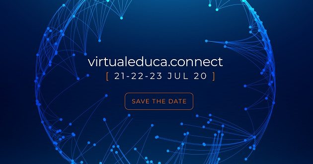 Virtual Educa Connect tendrá lugar el 21, 22 y 23 de julio