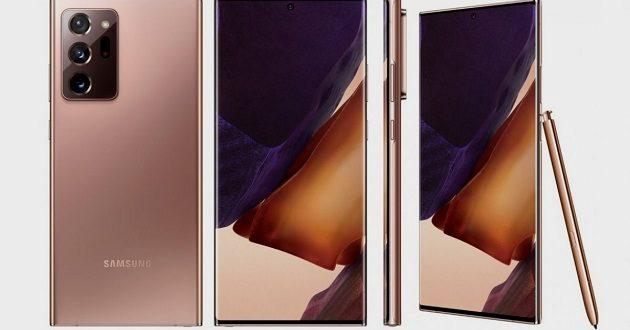 Samsung presenta los Galaxy Note 20 y Galaxy Note 20 Ultra