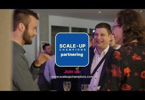 El proyecto europeo ScaleUp Champions apuesta por la aceleración y la innovación en las empresas