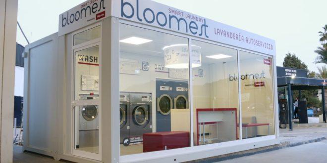Nace un nuevo concepto de lavanderías: portátiles y a medida del consumidor
