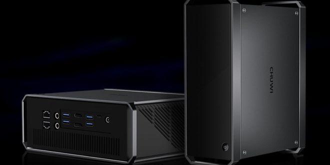 Chuwi CoreBox Pro, un PC compacto con CPU Intel Core 10