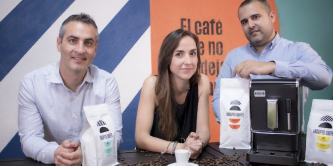 Incapto Coffee recauda medio millón de euros en tan solo siete horas a través de la plataforma The Crowd Angel